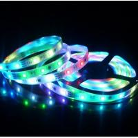 Wholesale 14.4w /m Colorful SMD Led Lighting Strips Ip65 18lm /Led , Size L5000*W8mm from china suppliers