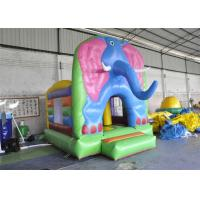 Wholesale Large Inflatable Elephant Jumping House / Animal Bounce House For Toddler from china suppliers