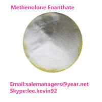 China 99% Purity Methenolone Enanthate Powder Pharmaceutical Grade For Bodybuilding for sale