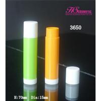 China Cosmetic lip balm tube/cosmetic packaging on sale