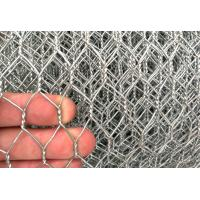 Wholesale 1/2 3/4 Galvanised Hexagonal Wire Netting Mesh Coops High Strength Unity Structure from china suppliers