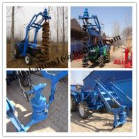 Wholesale material Earth Drill/Deep drill, factory Earth Excavator/pile driver from china suppliers