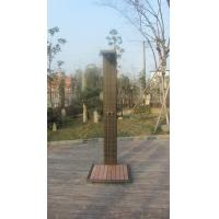 Wholesale Leisure Wicker Shower For Outdoor Garden / Beach / Swimming Pool from china suppliers