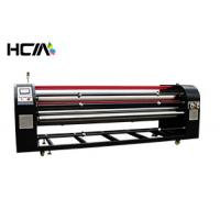 Wholesale Sublimation Printing Roll To Roll Digital Fabric Heat Press Machine For Curtains from china suppliers