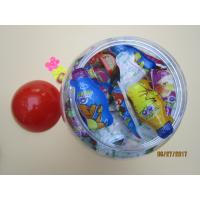 Wholesale Compress Candy In Cola Bottle Shape Toy , Sweet And Sour Taste Christmas Novelty Candy from china suppliers