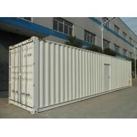 Wholesale 1500kva Silent industrial diesel generators by Cummins Engine 40HQ Containerized Genset from china suppliers