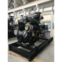Buy cheap 50Hz 3 Phase 32KW / 40KVA Open Diesel Generator ,Water-cooled With Mechanical Speed Govering Diesel Generator from wholesalers