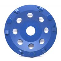 Wholesale PCD Diamond Cup Grinding Wheel , Cup Stone Grinding Wheel With Hard Alloy from china suppliers