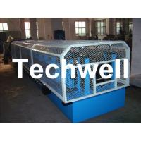 Wholesale Quick Size Interchangeable C Z Purlin Cold Roll Forming Machine For Cee & Zee Purlins from china suppliers