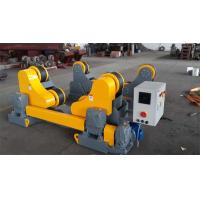 Wholesale New Condition Automatic Pipe Welding Machine , 20T Tank Turning Rolls from china suppliers
