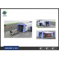 China Fast - Moving Vehicle X - Ray Scanner For Security / Industrial Inspection on sale