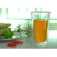 Wholesale Tableware Double Wall Borosilicate Glass Drinking Ware Microwave Safe from china suppliers