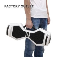 Best Seling Cool Sport Customize 6.5inch Bluetooth 2 Wheel Hoverboard 2 Wheel Electric Standing Scooter Smart
