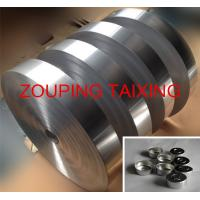 8011 h14 lacquer aluminium strip both sides for vial seals or flip off seal for sale