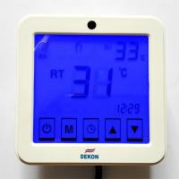 Wholesale 220V LCD Touch Screen Room Underfloor Heating Thermostat Weekly Programmable Thermoregulator Temperature Controller from china suppliers