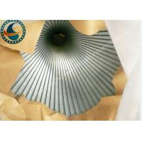 Wholesale Large Diameter Johnson Wire Screen For Water Filter High Performance from china suppliers