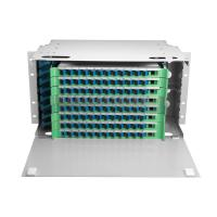 Wholesale Drawer Type Optical Fibre Frame Networking ODF For Telecom Network from china suppliers