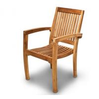 Wholesale china outdoor furniture wooden armchair teak chair from china suppliers
