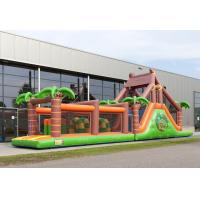Wholesale Attractive Giant Adult Inflatable Obstacle Course With PVC Material from china suppliers