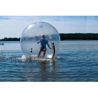 Wholesale Commercial Large Blow Up Water Toys Giant Sexy Bubble Inflatable Water Walking Ball from china suppliers