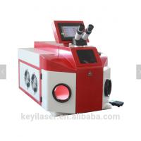 Wholesale Advertising Industry Jewelry Laser Welding Machine Red Color Stable Performance from china suppliers
