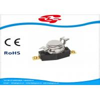 Wholesale Bimetal Thermal Cutout Snap Disc Thermostat Switch Bakelite Temperature Protector Switch from china suppliers