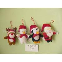 Wholesale Mini Plush Santa Claus from china suppliers