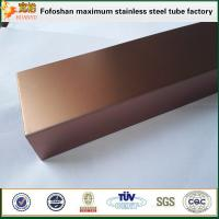 Wholesale China Supplier Different Colored Stainless Steel Pipe from china suppliers