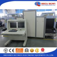 Buy cheap Large Tunnel Size Security X Ray Baggage Inspection System For Customs , Airport , Seaport from wholesalers
