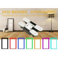 Wholesale Commercial Wood Frames Concealed Invisible Door Hinges Removable Door Hinges Germany from china suppliers