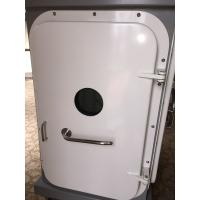 Buy cheap Quick Action Single Handle Marine Access Doors A60 Fire Proof Weathertight Ship Door from Wholesalers