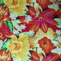 Wholesale No Pilling Printed Rayon Fabric Breathable Comfortable To Wear 60X62 Density from china suppliers