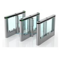 Wholesale Fingerprint  locked Swing Barrier Gate Security Automatic Turnstiles from china suppliers