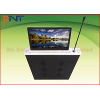 Wholesale Aluminum Alloy Integrated Ultra Thin LCD Monitor Lift With Touch Panel Control from china suppliers