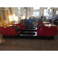 Wholesale 100T Capacity Tank Turning Rolls With 800 - 5000 mm Diameter Working Range from china suppliers