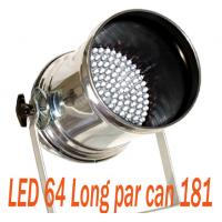 Wholesale Digital Led Par 64 Stage Lighting Long Par Can 181 / 177 Entertainment Lighting from china suppliers