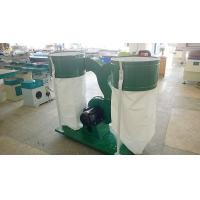 Buy cheap 3kw Automatic Woodworking Machinery Double Bag Dust Collector For Sliding Table from wholesalers