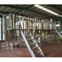 Wholesale 30BBL/3000L Brewery Equipment,30BBL brewhouse from china suppliers