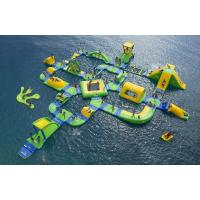 Quality Funny Floating Commercial Water Park 13ft Inflatable Sport Game for sale