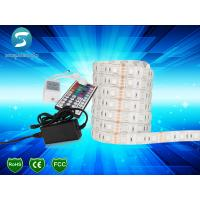 RGB 5050 SMD 120 Degree Beam Angle LED Strip Waterproof  For DChrismas days for sale