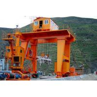 China Electric Dam Top Double Girder Gantry Crane For Hydraulic Equipment Transport Lifting Industrial for sale