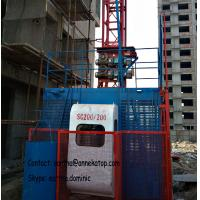 Wholesale 2t load construction hoist SC200 for building project from china suppliers