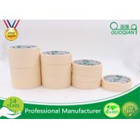 Wholesale Automotive High Temperature Paint Colored  Masking Tape with Natural Rubber Adhesive from china suppliers