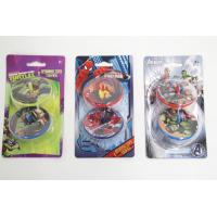 Wholesale Cartoon Simple Plastic Spinning Top , Teenage Mutant Ninja Turtles from china suppliers