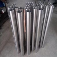 Wholesale Welded TC11 Titanium alloy pipe ASTM B862 from china suppliers