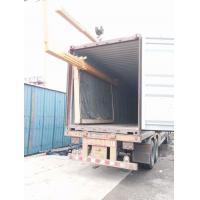 Buy cheap ContainerU - ShapeSuspensionArm double glazing machinery SBT-BLD366 / 500D from wholesalers