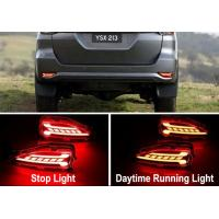 Wholesale TOYOTA All New Fortuner 2016 2017 Modified LED Rear Bumper Lights from china suppliers