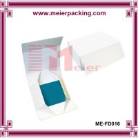 Wholesale High End White Gift Box with UV Printing & Magnetic Closure ME-FD016 from china suppliers