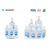 China Antibacterial 250ml 500ml 75% Ethyl Alcohol Hand Cleaner on sale
