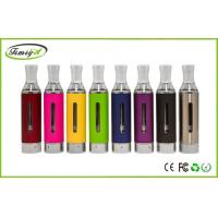 Wholesale 1100mah Battery red e cig Clearomizer 2.4ml ODM , Evod BCC Cartomizer tank from china suppliers